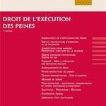 Droit exec peines 2017